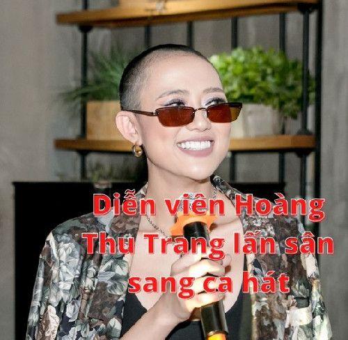 Diễn viên Hoàng Thu Trang có sự nghiệp như thế nào ?