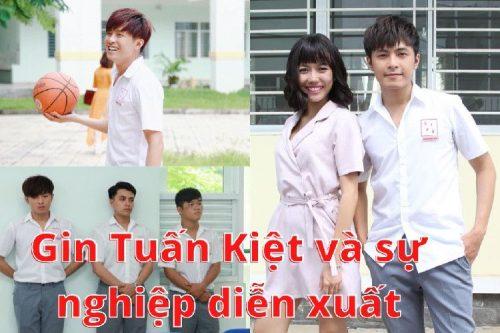 Ca sĩ Gin Tuấn Kiệt có sự nghiệp như thế nào ?