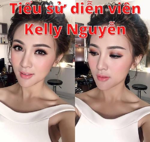 Tiểu sử diễn viên Kelly Nguyễn